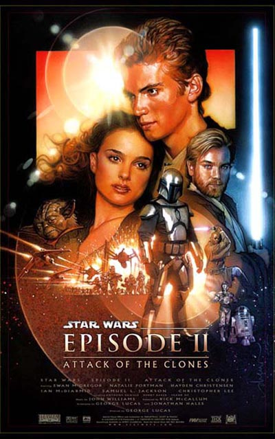 Star Wars Attack Of The Clones Padme. Star Wars Episode 2: Attack of